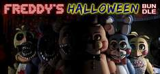 Freddy's Halloween Bundle 13 scary Steam games bundle, starting from 86p @ indiegala