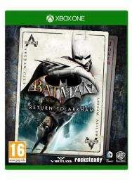 [Xbox One/PS4] Batman: Return To Arkham-Used £24.99 /[Xbox One] Tom Clancy's: The Division-Used £12.99(Grainger Games)