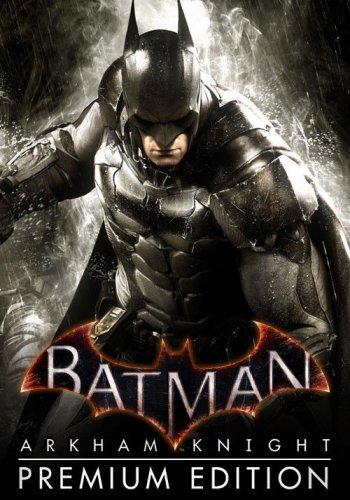 Batman: Arkham Knight Premium Edition PC ( 5.69 with cdkeys 5% fbook code)
