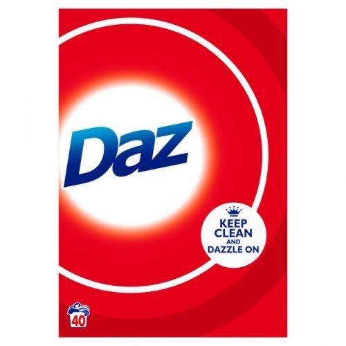 Daz Bio Washing Powder 40 Wash 2.6kg was £8.00 now £4.00 (10p per wash) @ Ocado