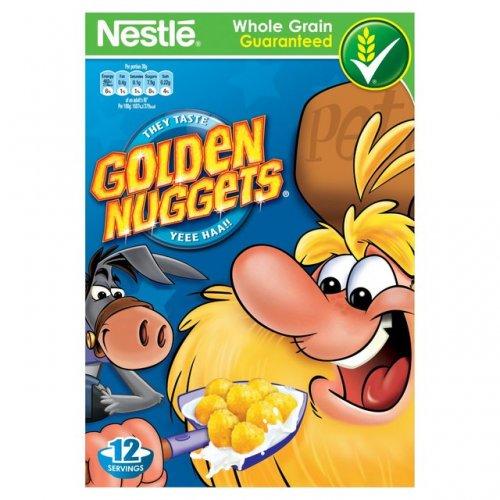 Nestle Golden Nuggets Cereal was £2.47 now on sale £1 @ Morrisons!