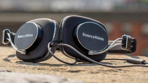 Bowers & Wilkins P3 On-Ear Headphones B&W - Black £99.95 @ Amazon