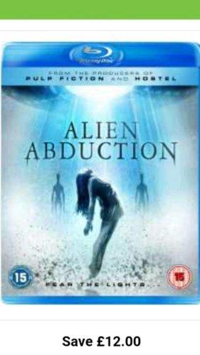Alien abduction on blu ray @ Poundland £1