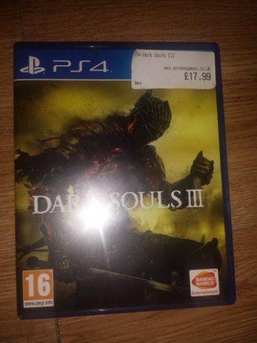 Dark Souls III PS4 @ Xpress Games £17.99