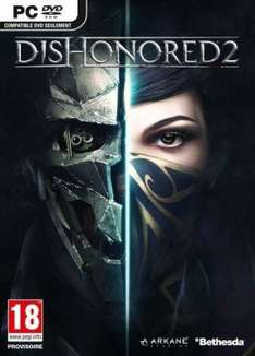Dishonored II (Steam) £29.77 - Instant Gaming