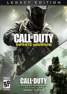 Call of Duty: Infinite Warfare Legacy Edition (2 PC games) £43.96 - Instant Gaming