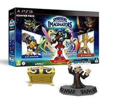 Skylanders Imaginators Starter Pack + Kaos and Mystery Chest (All formats) - £54.99 @ Amazon
