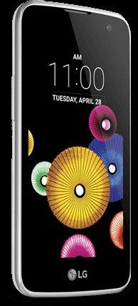 LG K4 mobile phone O2 PAYG £49.99