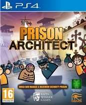 Prison Architect Sony PS4 (Pre-owned Like New Condition) £8.93 Delivered @ Boomerang