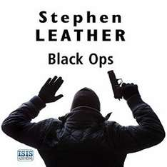 Audible DOTD, Black Ops by Stephen Leather audio book £1.99