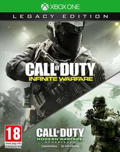 Call of Duty Infinite Warfare Legacy Edition PS4/XO1 for £58.49 at Zavvi when using 10% off code