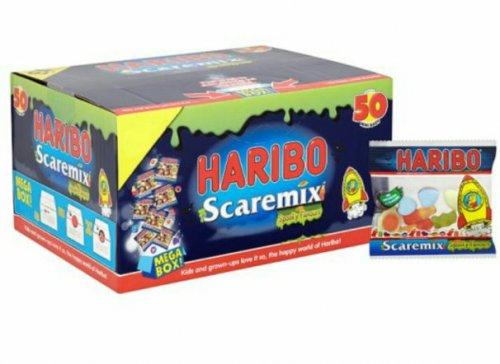 Haribo Scaremix 50 bags 800g £2.00 @ Tesco (instore)