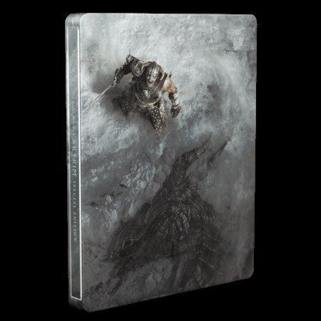 Skyrim Steelbook @ Game [Instore] - £4.99