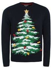 Online exclusive 20% off selected menswear including light up christmas jumpers until Thursday @ Asda george