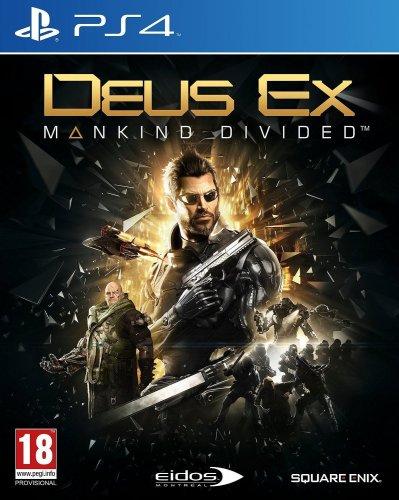 Deus Ex: Mankind Divided: (PS4) New & Sealed UK PAL £19.85 @ eBay via Boss Deals/Simply Games