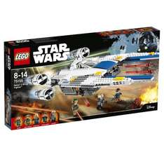 LEGO Star Wars - Rebel U-wing Fighter - 75155 £46.97 @ Asda/George (RRP £69.99)