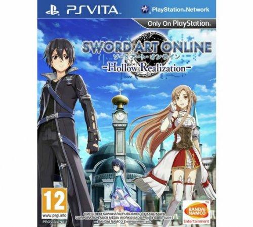Sword Art Online: Hollow Realisation [PS Vita] £24.99 @ Argos