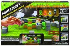 Minecraft STop Motion Animation Studio Playset - Amazon - £19.99 prime / £24.74 non prime (free delivery with a £20 spend)