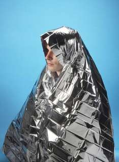 5 x Foil Survival Blanket reflective thermal - £2.47 + FREE DEL Dispatched from and sold by Profile Autones @ Amazon