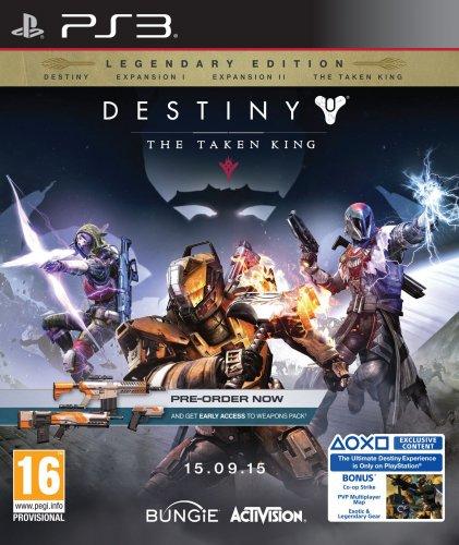 Destiny The Taken King: Legendary Edition (PS3) £10.00 @ Tesco