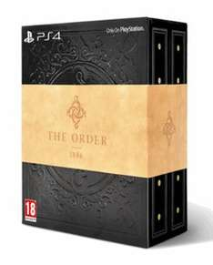 The Order 1886 - Blackwater Edition (PS4) £17.99 @ Game