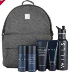 STAR GIFT BOOTS 2.11.16 JACK WILLS BACKPACK SET £25 @ Boots