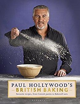 Amazon Kindle DotD: Paul Hollywood's British Baking for £2.39 & Paul Hollywood's Bread for £1.19