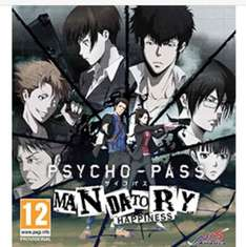 psycho pass mandatory happiness £19.99 (ps vita) @ psn store
