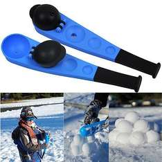 Snowball Maker & Thrower £4.99 delivered at eBay / Thinkprice