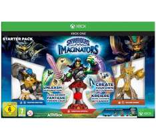 Skylanders Imaginators Starter Pack XB1/PS4 - £35.99 @ Argos