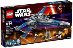 LEGO 75149 Star Wars Resistance X-Wing Fighter Construction Set - £50.97 @ Amazon