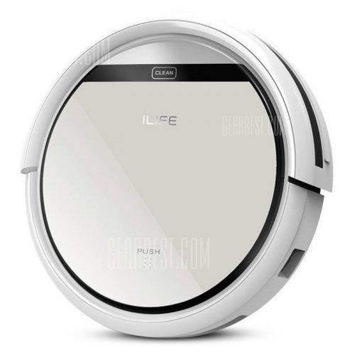 ILIFE V5 Intelligent Robotic Vacuum Cleaner - Gearbest EU - £80.88