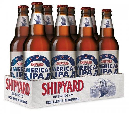 8 x 500ml Shipyard IPA £10.64 @ Amazon (also Prime)