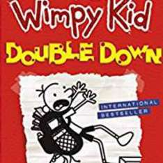 DOAWK DOUBLE DOWN (book 11). Hard back copy, released yesterday. - £5 prime / £7.99 non prime @ Amazon