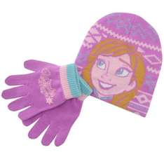 Character hat and gloves (various) £1.99 was £13.99 (+£4.99 Delivery/C&C) @ sport direct