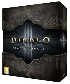 Diablo III: Reaper of Souls - Collector's Edition (Add - on) [UK Version] - [PC] - £25.53 @ Amazon Germany