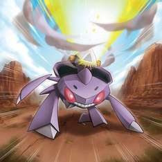 Get a FREE Genesect download code from GAME