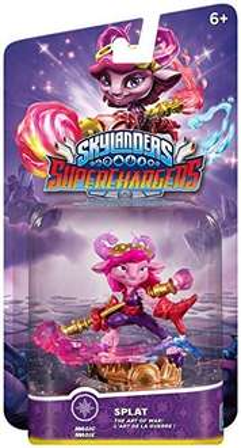 Skylanders SuperChargers Skylander - Splat (PS4/Xbox One/Xbox 360/Nintendo Wii/Nintendo Wii U/Nintendo 3DS) £2.50 @ Amazon (Prime Only)