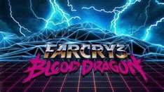 Far Cry 3 Blood Dragon Free on Uplay for PC, from 9 November and Xbox One (Backwards Compatibility) on the 16th.