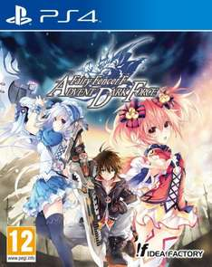 Fairy Fencer F: Advent Dark Force (PS4) - £16.49 @ PSN (with PS+)
