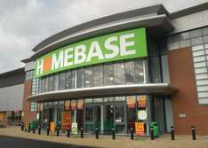 homebase -  Huntingdon clearence in store only - outdoor spot lights for 99p
