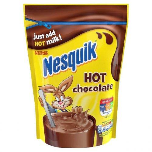 Nesquik Hot Chocolate 400g Half Price Was £2.59 Now £1.29 @ Ocado