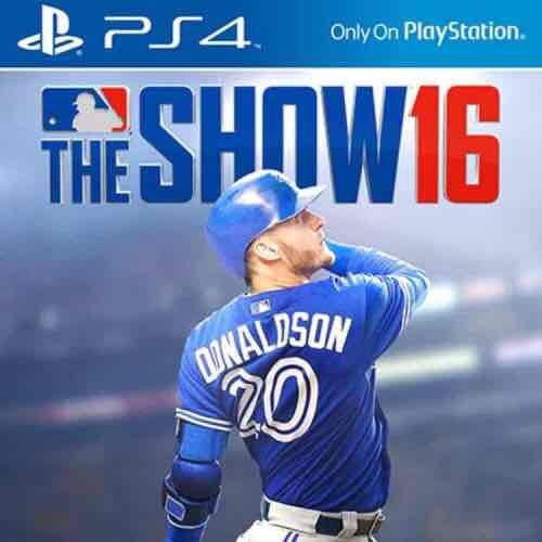MLB THE SHOW 2016 - £15.99 @ PSN Store