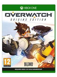 Overwatch (Xbox One) £20.78 Delivered @ Boomerang via Amazon (Like New)