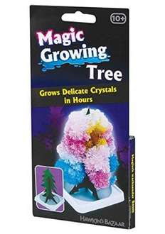 Grow your own crystal Christmas tree great stocking filler / secret santa £2.69 delivered @ eBay sold by kmonlinelimited