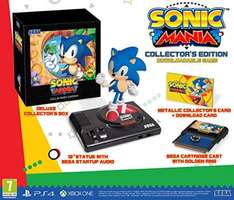 Sonic Mania Collectors Edition ps4 xbox one £79.99 / £77.99 prime @ Amazon