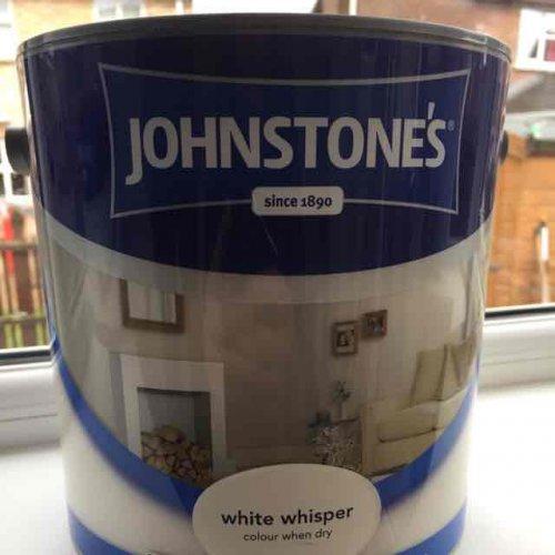 Johnstone' paint 2 for £18 @ B&M