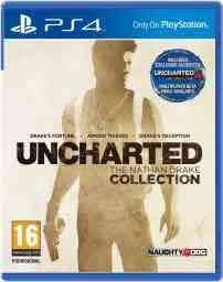 uncharted the nathan drake collection (ps4) used £15.99 @ grainger games