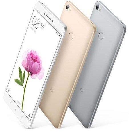 """Xiaomi Mi Max 6.44"""", 3GB/32GB, 1920x1080, Super 4850mAh, 16MP, Fingerprint ID, £160.00 Ali Express/Xiaomi Online Store"""