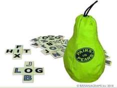 Pairs in Pears word game £1.99 Home Bargains